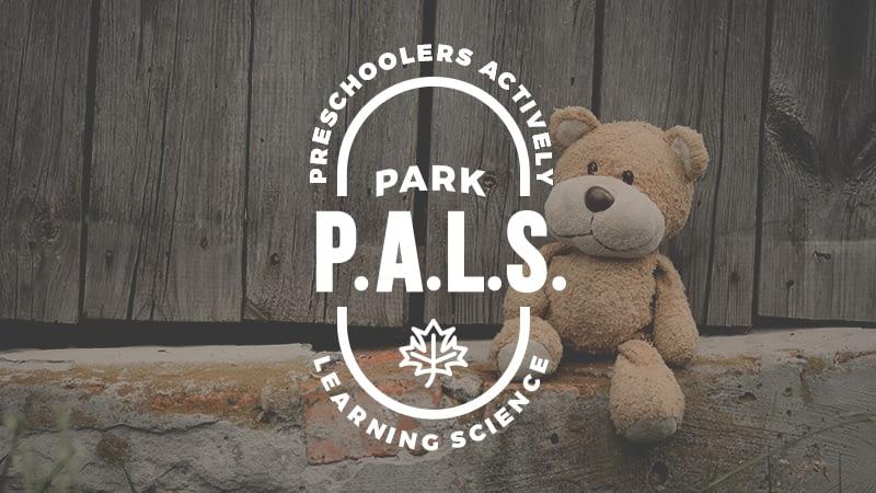 Park P.A.L.S. | Teddy Bear Party